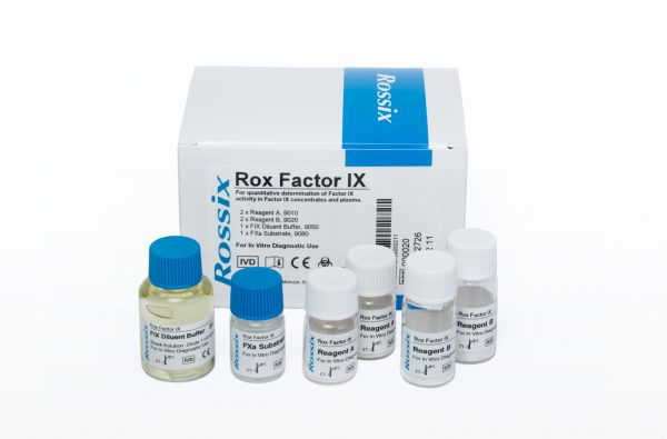 Image for Rox Factor IX